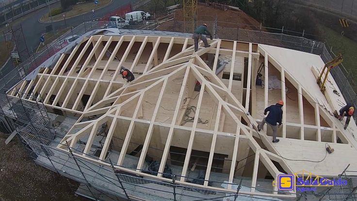 Casa in legno - Brenna (CO)