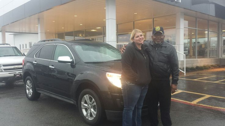 Thank you Rhonda King for shopping with Parkway Buick GMC! We hope you enjoy your 2011 Chevy Equinox. Don't forget to refer your friends and family to get your $100 BONUS once they purchase with us!! We value your business!