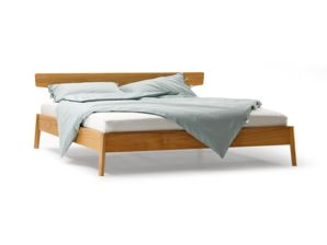 Solid wood beds | Beds without metal made of European solid wood
