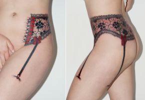 Corset Tattoos for Women | DeviantArt: More Like HALF CORSET TATTOO: RAFAEL FERRARI TATTOO by ...