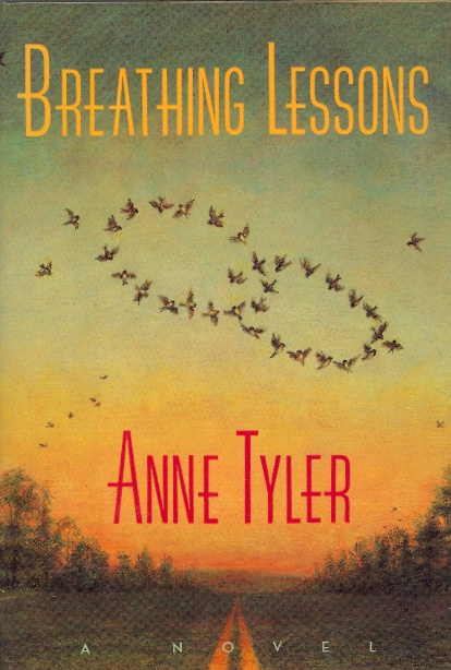 Breathing Lessons by Anne Tyler-definitely her best book, a progressing tale of well-meaning parents who can't correct their kids mistakes.