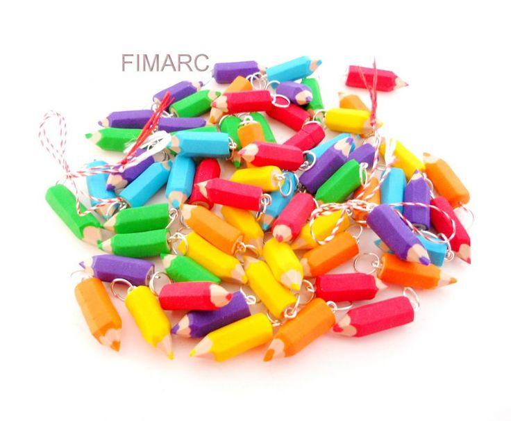 ''Creioane Colorate''- martisoare pandantive