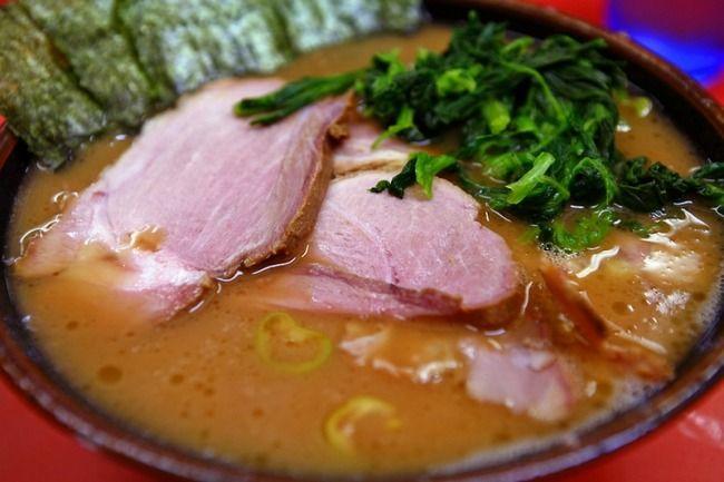 一人暮らしワイ週2回の家系ラーメンと蒙古タンメンで野菜を摂取