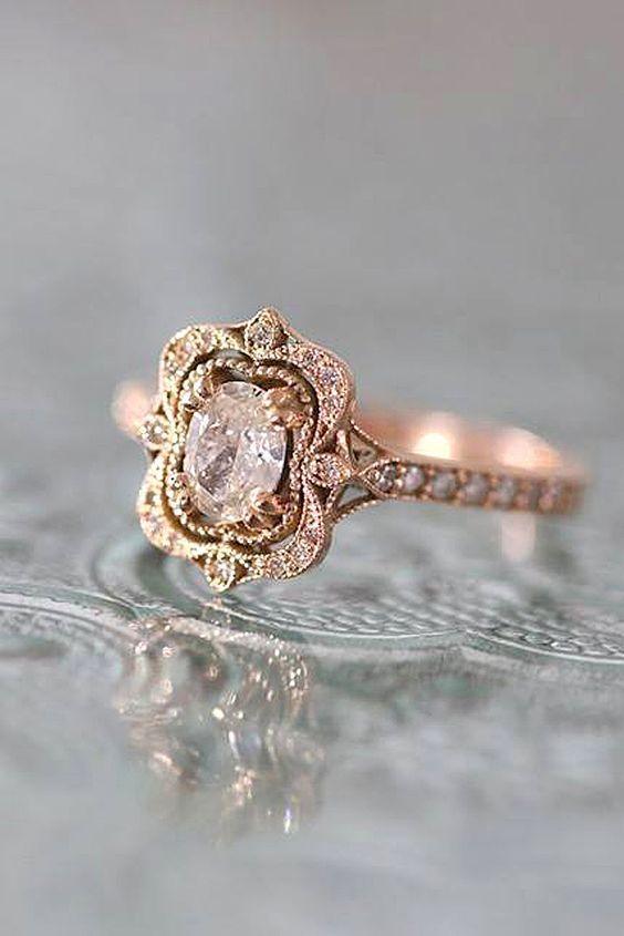 Best 25+ Antique engagement rings ideas on Pinterest ...