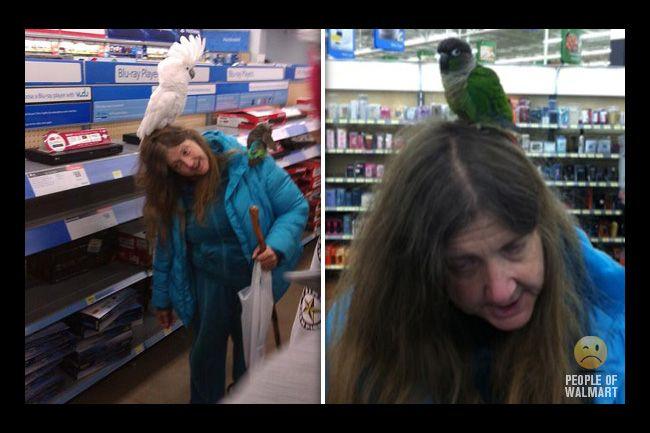 Walmart Shoppers Weird Shoppers Of Walmart Weird