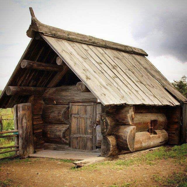 Belle petite cabane!