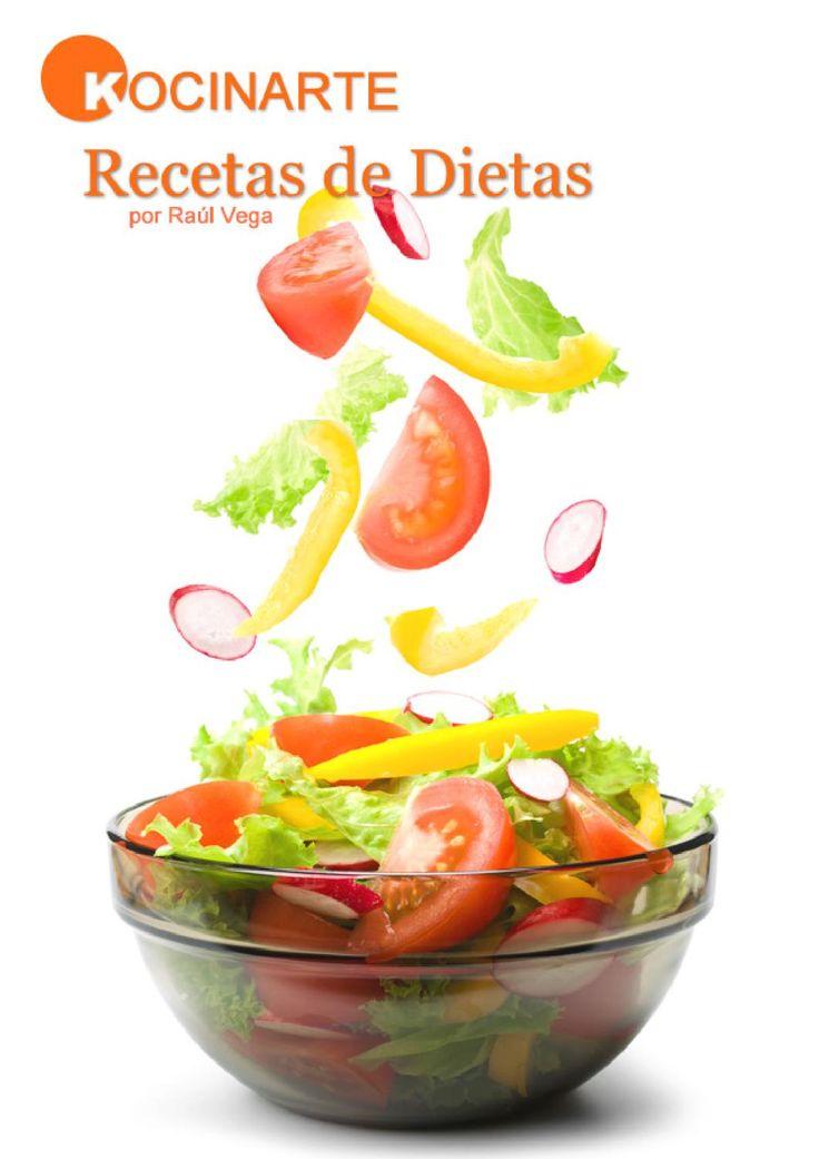 Kocinarte - Libro de recetas para Dietas por Hugo Santos