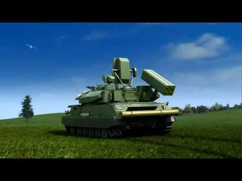 Модернізація ЗСУ-23-4/Modernization ZSU 23 4 - YouTube
