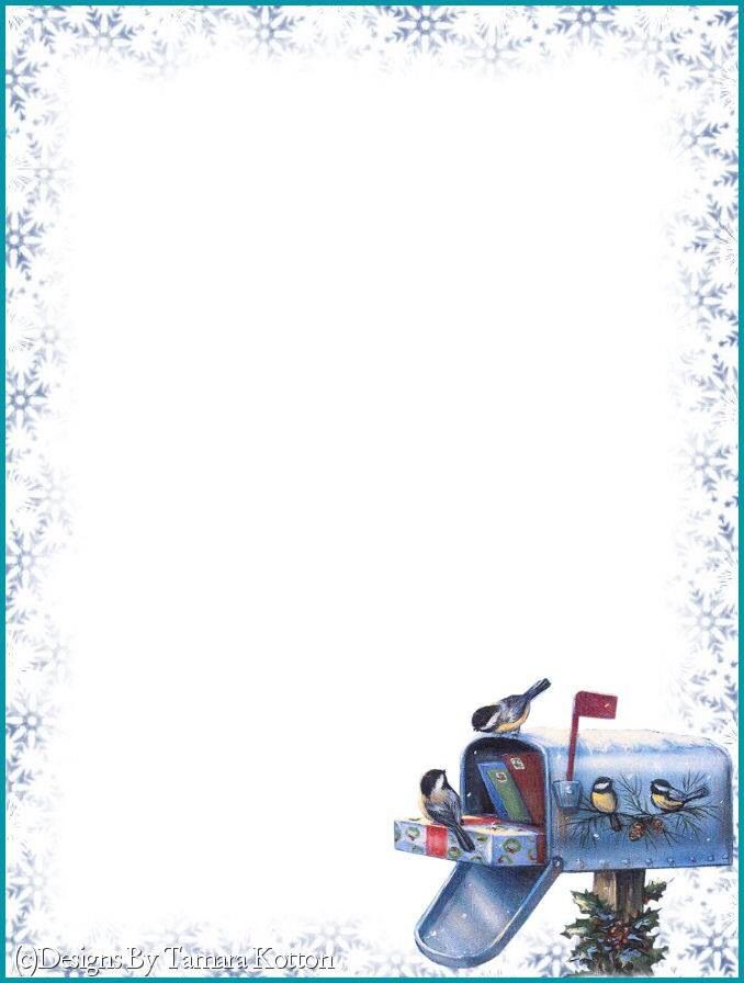 91 best Christmas borders images on Pinterest Frames, Writing - printable writing paper with border