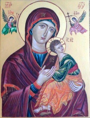 Matka Boska Nieustającej Pomocy.