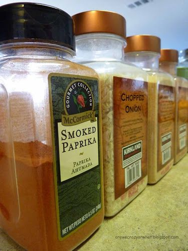 Food Storage: Storing Herbs and Spices for long term storage (and the difference between a spice & an herb)