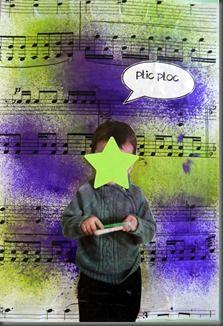 Un projet autour de la musique en Petite Section