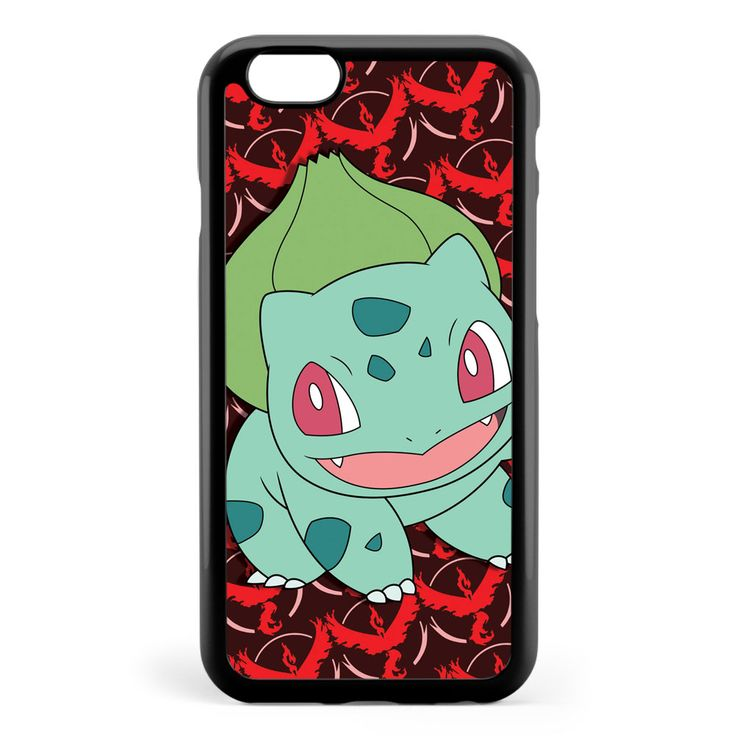 Bulbasaur Team Valor Apple iPhone 6 / iPhone 6s Case Cover ISVF612