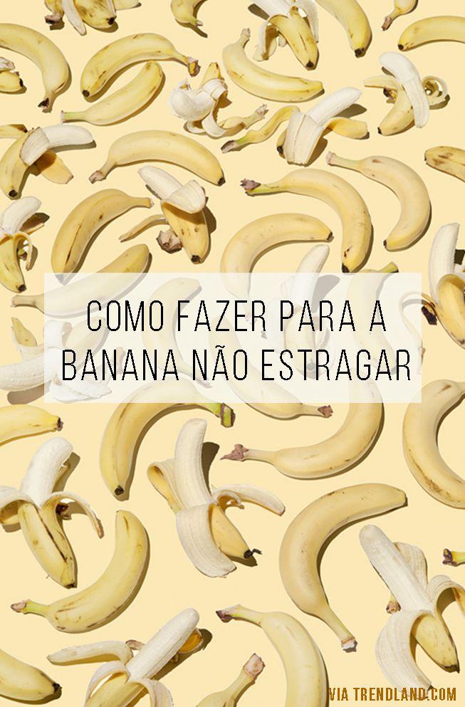 Banana: como conservar e congelar para não perder nenhuma!  // Receitas de pratos doces, rápidos e fáceis! :-) // palavras-chave: receita, passo a passo, tutorial, gastronomia, cozinha, receita, bolo, doce, sobremesa, vegetariano, banana