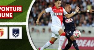 AS Monaco vs Girondins Bordeaux