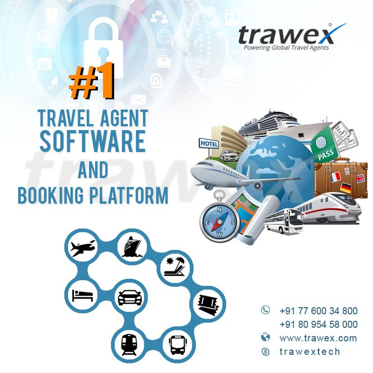 Travel Agent Software and Booking Platform