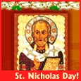 Home : Events : St. Nicholas Day [Dec 6] - St. Nicholas Day Blessings!