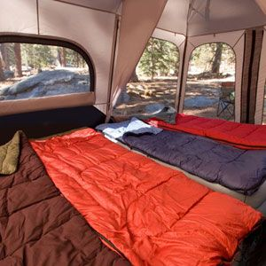 The Coleman Instant 8 Person Two Room Tent has been receiving rave reviews in the USA & Canada.     If you're tired of tents that promise a quick setup, but still have you puzzling over the shock-corded poles 10 minutes in then you should check the Coleman Instant 8 Person Two Room Tent, a tent which can be assembled and collapsed in one minute or less.