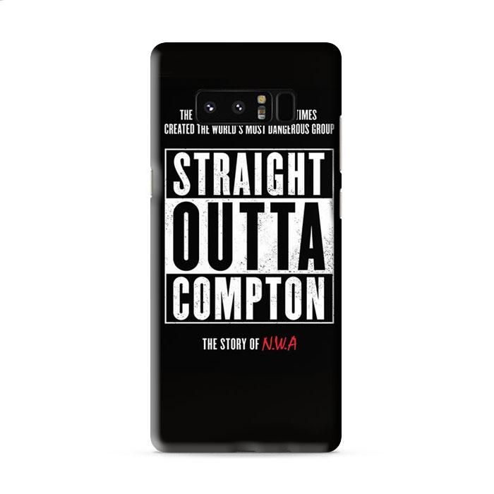 Straight Outta Compton NWA Samsung Galaxy Note 5 3D Case Caseperson