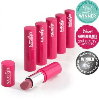 Lychee Hypoallergenic, lanolin-free, lead-free natural and certified organic lipsticks for sensitive lips