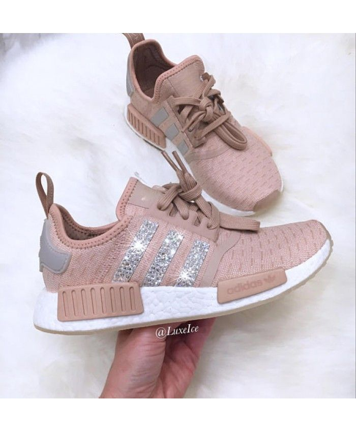 e42825ef6 Adidas NMD R1 Tan Bling Trainers UK