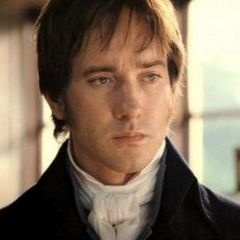 Matthew MacFadyen - first I love his last name, second he's beautiful, third - Mr. Darcy.