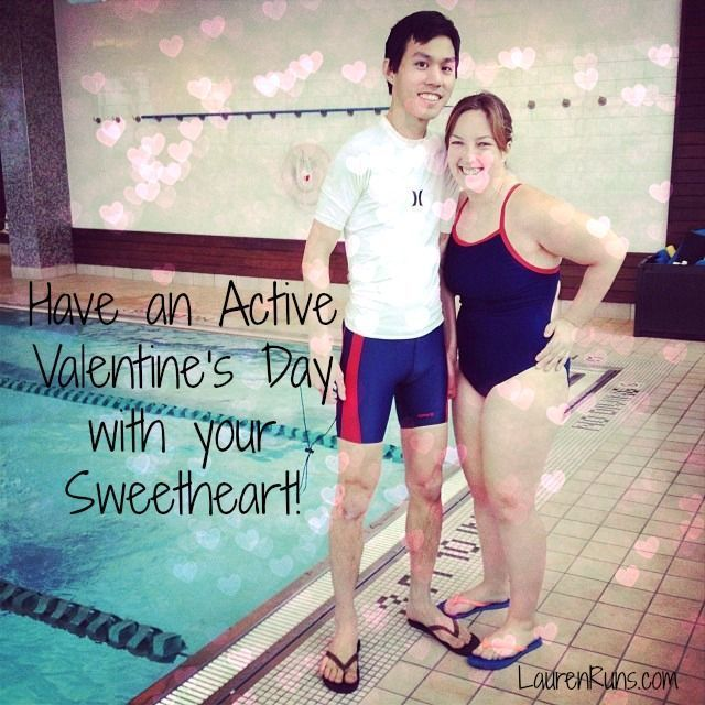 Have an Active Valentines Day!
