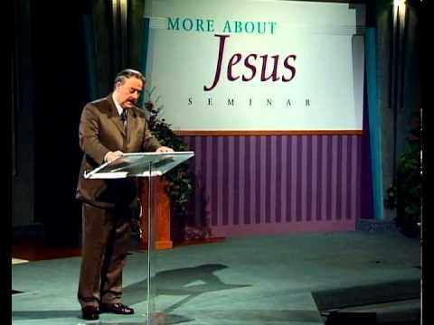 #5, Morris and Lee Venden, The Answer is Prayer, More About Jesus Seminar - YouTube