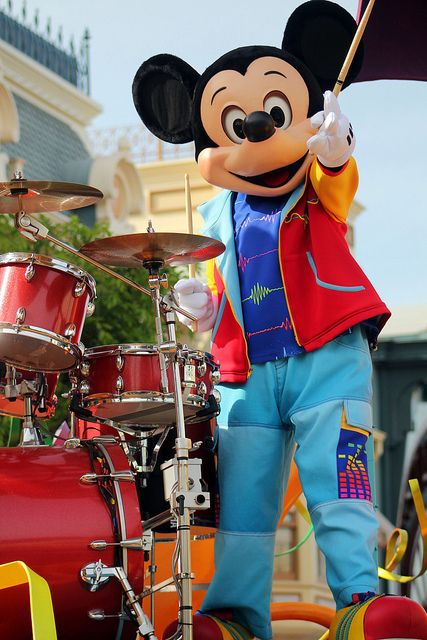 79 best images about Mickey Mouse ~ Leader of the Band and ...