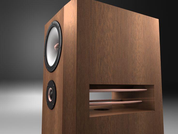 high end lautsprecher cube audio pinterest speakers. Black Bedroom Furniture Sets. Home Design Ideas