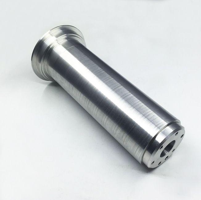 rapid machining aluminum parts