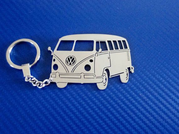 VW T1 Samba Keychain Car Keychain Keychain for VW T1 Samba