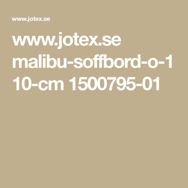 www.jotex.se malibu-soffbord-o-110-cm 1500795-01