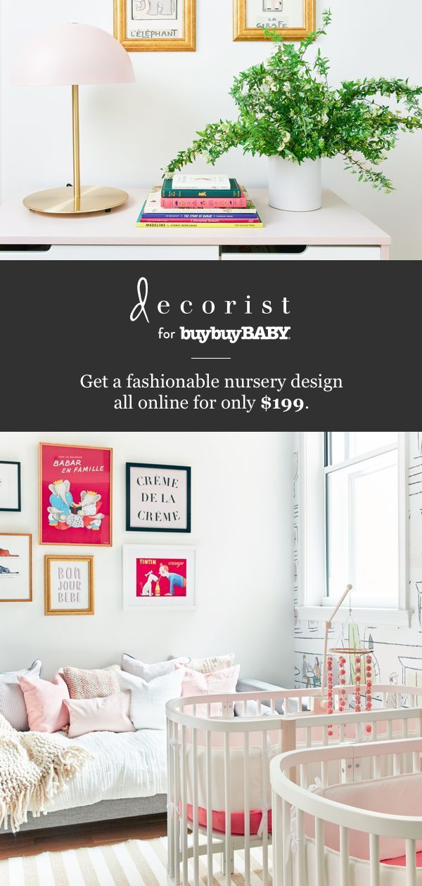Decorating Your Nursery Has Never Been Easier Or More Affordable Get A Fashionable Design All Online From Decorist For Baby Just 199