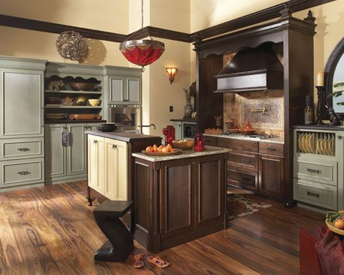 17 best images about medallion kitchen and bath cabinetry for Kitchen cabinets finishes and styles