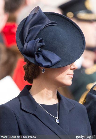 Duchess of Cambridge, March 13, 2015 | Royal Hats