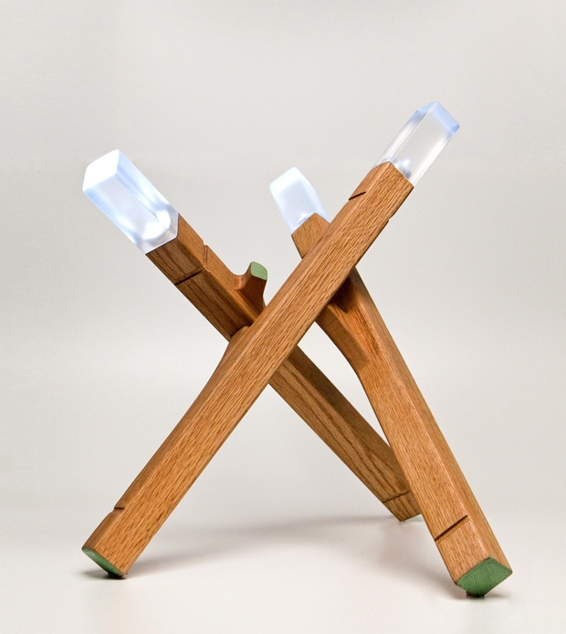 LampFire, a safe LED campfire-like lights!