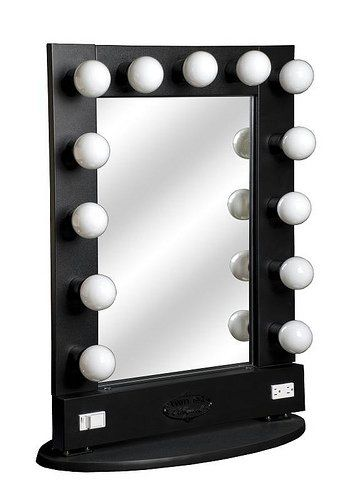 1000 images about vanity ideas on pinterest broadway vanity mirrors and make up mirror. Black Bedroom Furniture Sets. Home Design Ideas