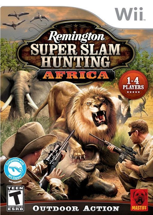 Remington Super Slam Hunting: Africa (Wii)