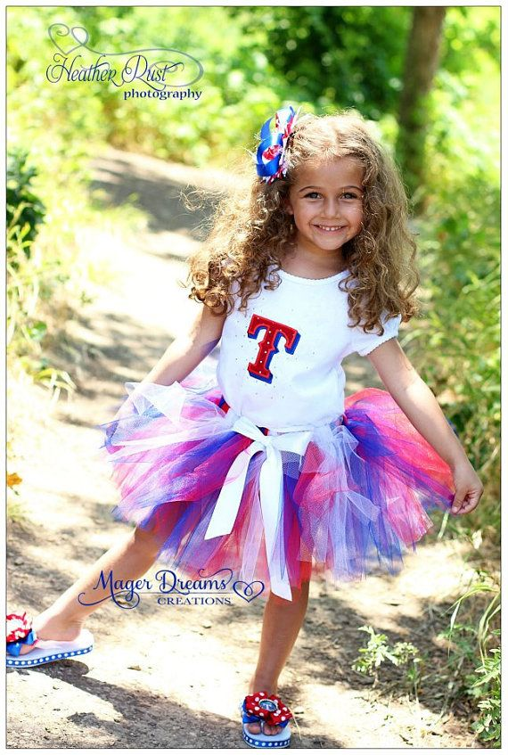 Complete+Texas+Rangers+Outfit+by+MagerDreamsCreations+on+Etsy,+$45.00