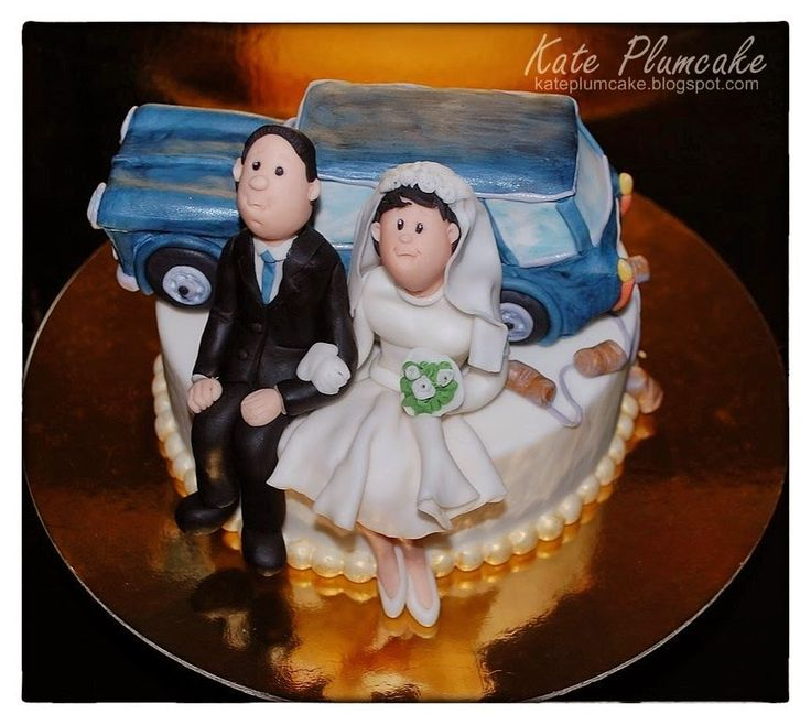 Kate Plumcake - Italian Cake Art                         : Nozze d'oro - Golden wedding anniversary