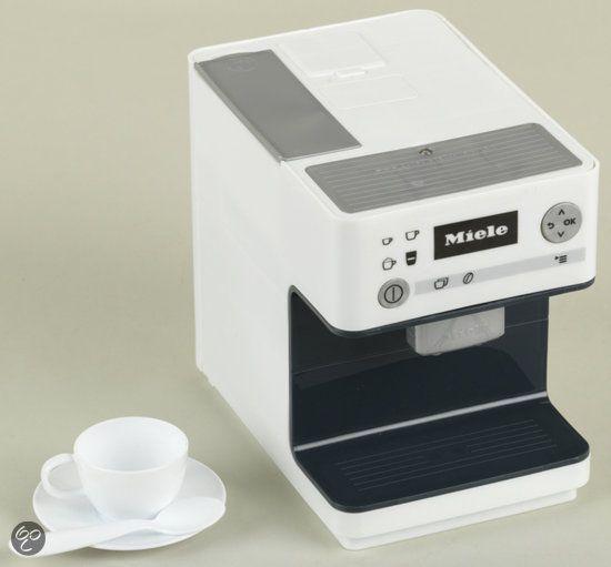 Speelgoed Espresso Apparaat