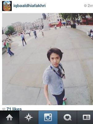 Via #Instagram #Instaandro #Kece #Iqbaal #Please #Visit #To #MYPINTERESR