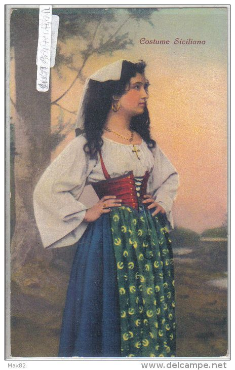GS Mother's Day Brunch costume idea - Italian.  Gathered skirt with apron or colored panel.  Make tie on cumberbund with ribbon closure.