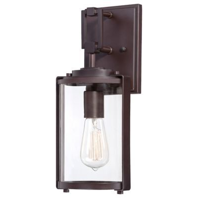 Exterior Ladera Outdoor Wall Sconce By Minka Lavery At Lumens
