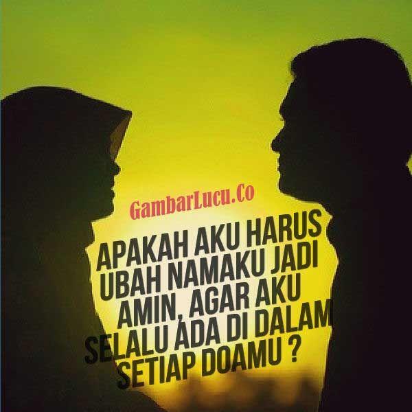 cinta sejati islami gombal lucu amin Kata Kata Mutiara Cinta Sejati ...