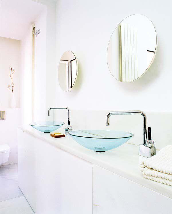 die besten 25 mediterrane badezimmer spiegel ideen auf pinterest badezimmerspiegel im. Black Bedroom Furniture Sets. Home Design Ideas
