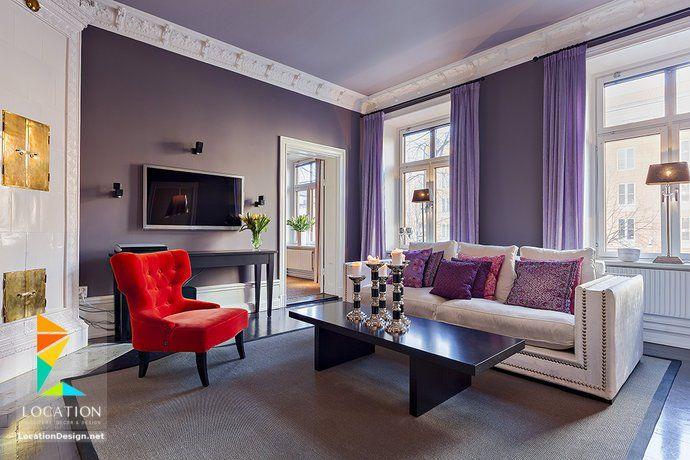 غرف معيشة ديكورات مودرن للصاله 2018 2019 لوكشين ديزين نت Home New Living Room Home Decor