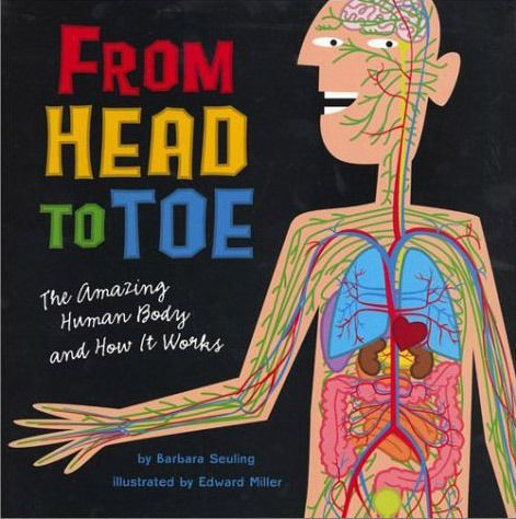 Cool Resources for teaching Pre-Schoolers about the Human Body