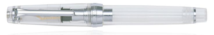Sailor Professional Gear Transparent Series Fountain Pens